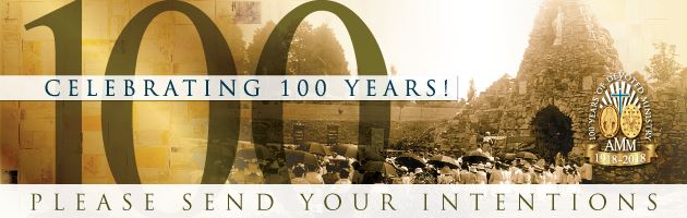 100th Anniversary Intentions