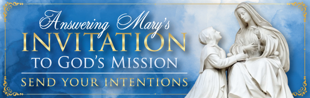 First Apparition Intentions