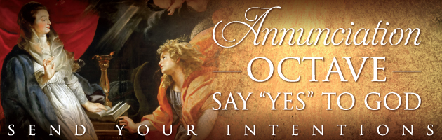 Annunciation Remembrance and Intentions