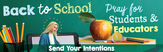 Back-To-School Intentions