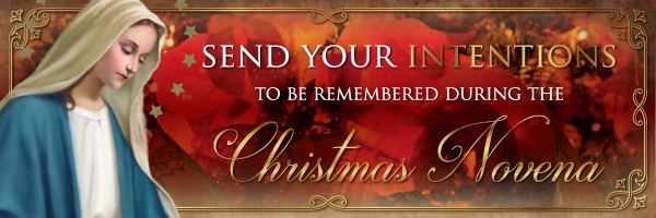 Christmas Novena Remembrance Intentions