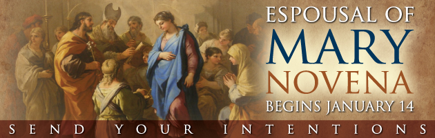 Espousal of Mary Intentions