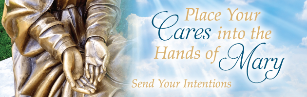 Hands of Mary