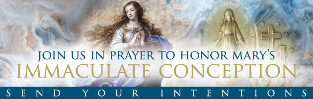 Immaculate Conception Remembrance Intentions