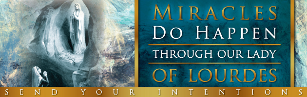 Our Lady of Lourdes Healing Novena
