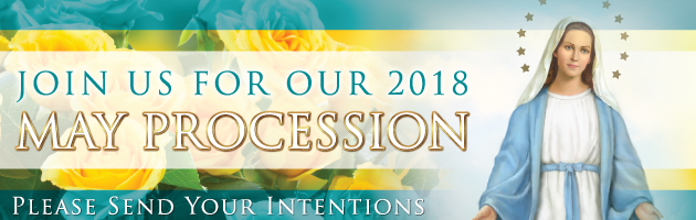 May Procession Remembrance & Intentions