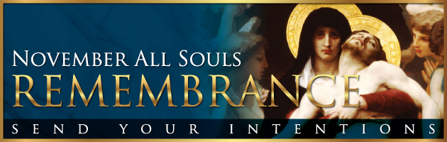 November All Souls Remembrance