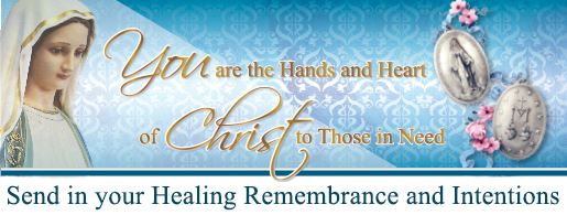 Healing Intentions and Remembrance