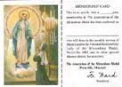 annual membership card